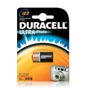 Bildel: Duracell 123 3V, Universal