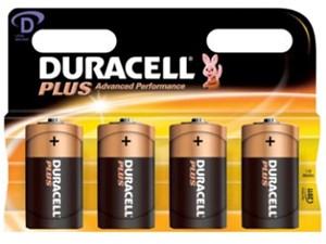 Duracell LR20, Universal
