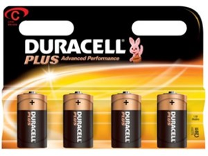 Duracell LR14, Universal