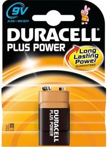 Duracell 9V 6LR61, Universal