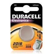Bildel: Duracell CR2016 3V, Universal