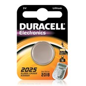 Bildel: Duracell CR2025 3V, Universal