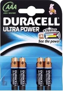Bildel: Duracell LR03, Universal