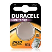 Duracell CR2430, Universal