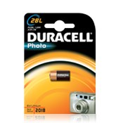 Duracell 6V 2CR11108, Universal
