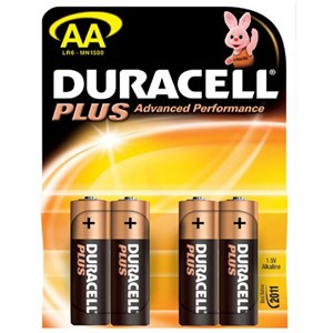 Duracell LR6, Universal