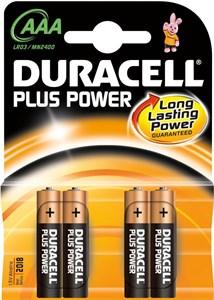 Duracell LR03, Universal