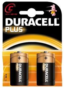 Bildel: Duracell LR14, Universal