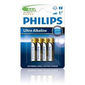 Bildel: Philips1,5V AAA, Universal