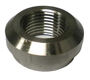 Nut, Lambda sensor, stainless steel, Universal