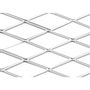 Aluminiumnät, grill, blankt, Universal