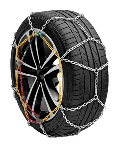 Bildel: R-12mm - Car snow chains - Gr 10, Universal