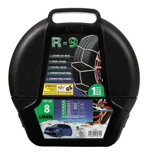 R-9mm - Car snow chains - Gr 1 - net type, Universal
