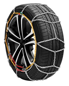 Bildel: R-9mm - Car snow chains - Gr 4,5 - net type, Universal