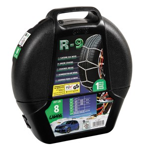 R-9mm - Car snow chains - Gr 8 - net type, Universal