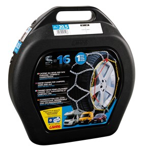 Van snow chains - Gr 19, Universal