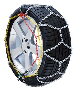 Van snow chains - Gr 24,8, Universal