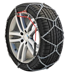 S-12mm - SUV & 4x4 Snow chains - Gr 25, Universal
