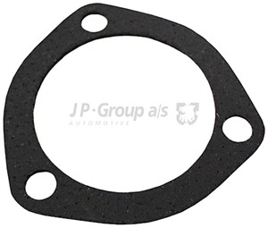 Gasket, exhaust pipe, Right rear