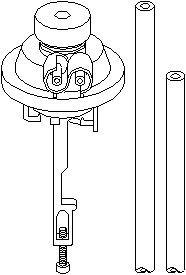 Vakuumkammare, förgasare