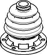 Belg, drivaksel, Girkassesiden, Hjulside, Bak, høyre eller venstre, Høyre bakaksel, Venstre bakaksel