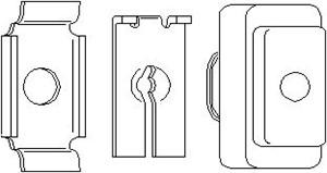 Kabel, clutchbetjening