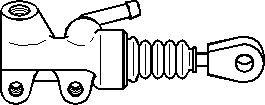 Master Cylinder, clutch