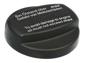 Deksel, oljepåfyllingsstuss