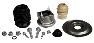 Reparasjonssett, fjærbeinstøttelager, Foran, høyre eller venstre