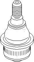 Kulled / Spindelled, Ytter, Fram, höger eller vänster, Nedre
