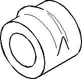 Lagring, stabilisator, Ytre, Bak, høyre eller venstre