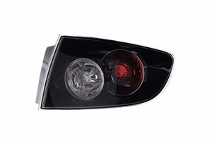 Combination Rearlight, Outer, Left