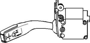 Styrekontakt, fartpilotkontrolsystem