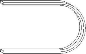Hyundai 57170-38010 Accessory Drive Belt