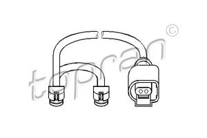 sensor, slitasje bremsebelegg, Framaksel