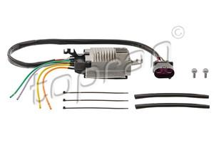 Styreenhet, elektrolufting (motorkjøling)