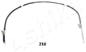 Kabel, parkeringsbremse, Venstre