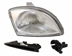 Left Headlight Fiat:SEICENTO 46511349 46511348