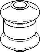 Lagring, bærebru, Innvendig, Foran, høyre eller venstre, Framaksel nede, Høyre eller venstre, Høyre, Nede, Venstre
