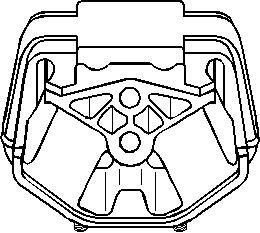 Lejring, automatisk gearkasse, Bag