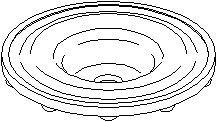 Jousijalan tukilaakeri, Eteen, oikea tai vasen puoli