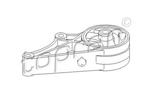Lagring, motor, Foran