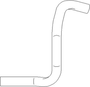 Slange, veivhuslufting