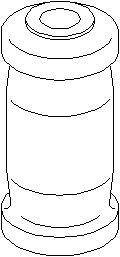 Lagring, bærebru, Bak, Innvendig, Foran, høyre eller venstre
