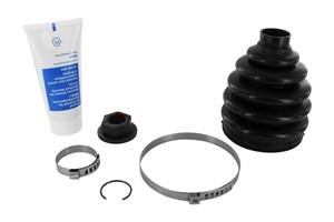 Boot Kit, drive shaft, Wheel side, Front axle left, Front axle right