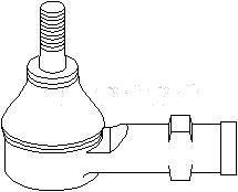 Styreledd (ytre), Foran, høyre eller venstre