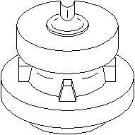 Lagring, radiator, Høyre eller venstre, Nede, Øvre