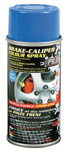 Bildel: BRAKE-CALIPER COLOUR BLUE, Universal