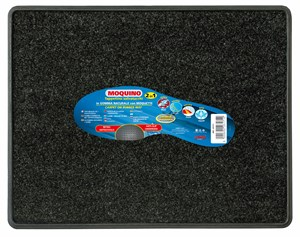 """MOQUINO"" CARPET ON RUBBER MAT, Universal"