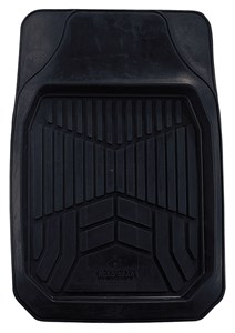 "1PC ""ADVENTURE"" FRONT RUBBER MAT, Universal"